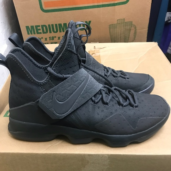the latest 4508e d0973 Nike Lebron 14 Limited Zero Dark Thirty Sneakers